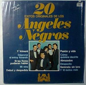 Grupos Romanticos Angeles Negros Tericolas Pasteles Verdes Baby S Rondallas Estudiantinas Etc Galaxia Records Discos De Vinyl